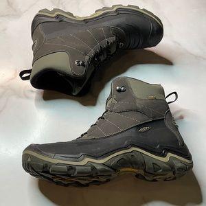 KEEN Durand Polar Shell Winter Boots NWOT